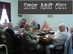 Senior Adult Class