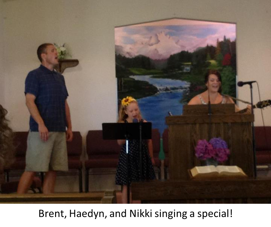 singing special
